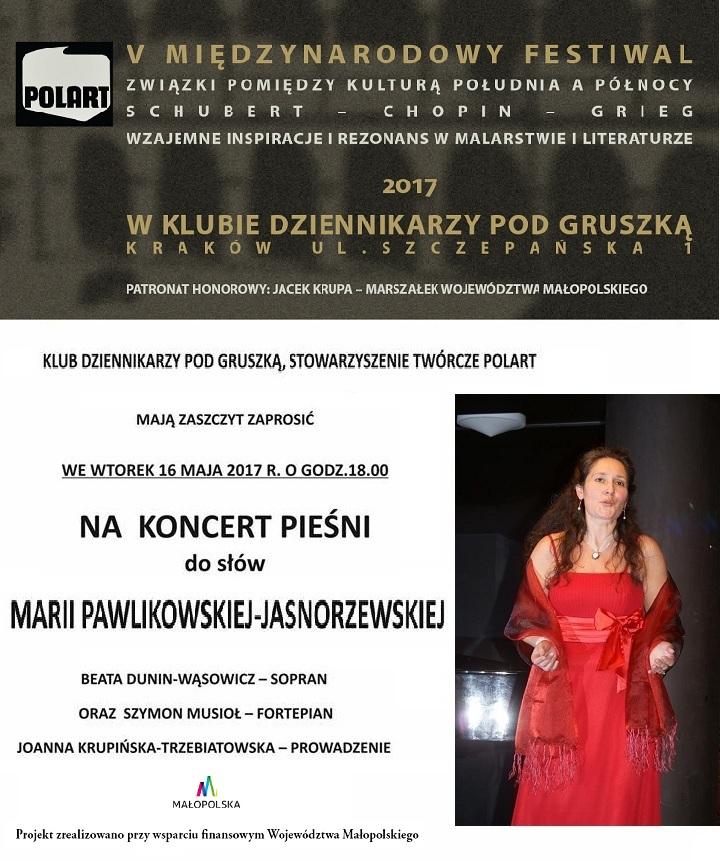 16 maja, PAWLIKOWSKA-JASNORZEWSKA