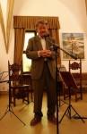 Komisarz wystawy Janusz Trzebiatowski