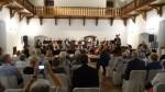 Koncert TH Koln Sinfonii Orchester w Zamku Królewskim w Niepołomicach Andreas Winnen i Izabela Jutrzenka-Trzebiatowska